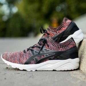 ASICS GEL-Kayano Trainer Space Dye Knit Shoes $150